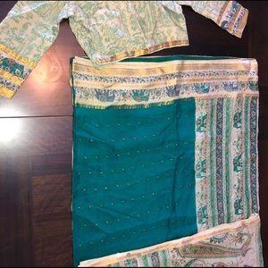 Indian Banarsee Saree